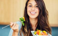 healthy diet girl