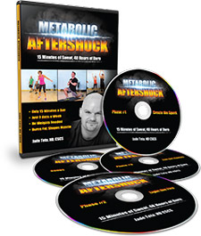 Metabolic Aftershock Workout