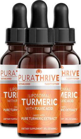 Purathrive Liposomal Turmeric