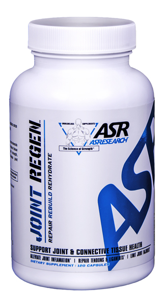 Bottle of ASR Joint Regen